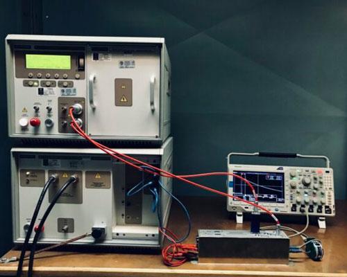 voltage laboratory